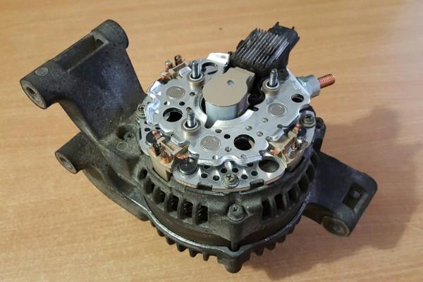 Ремонт генератора на форд фокус 2 своими