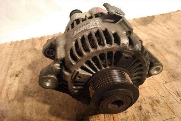 Ремонт генератора hyundai accent Замена моторного масла в двигателе меган